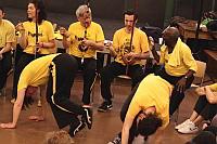 Roda mit Mestre Curió zum 20. Geburtstag des Grupo de Capoeira Angola, Basel